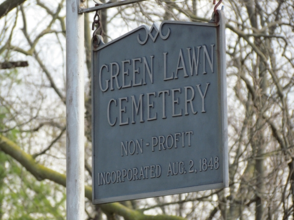 Green Lawn Cemetery 2